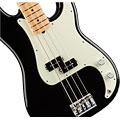 Basse électrique Fender American Pro P-Bass MN BK