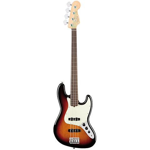 Fender American Pro Jazz Bass FL RW 3TS « Fretless Bass Guitar