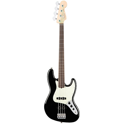 Fender American Pro Jazz Bass FL RW BK « Fretless Bass Guitar