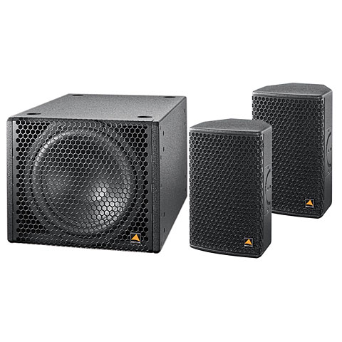 Active PA-Speakers WestLab Audio LabSys I