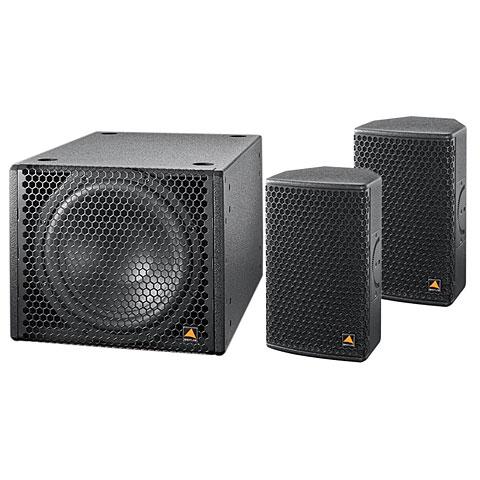 Aktiv-PA-Set WestLab Audio LabSys I