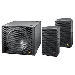 WestLab Audio Top-Set « Active PA-Speakers