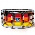 "Ludwig Vistalite14"" x 6,5"" Tequila Sunrise Snare « Werbel"