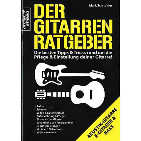 Manuel Artist Ahead Der Gitarren-Ratgeber