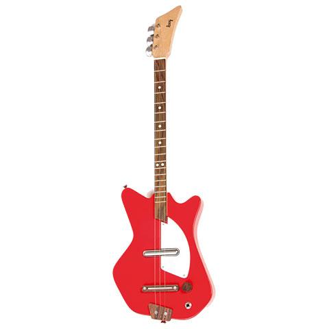 Loog II Electric Red