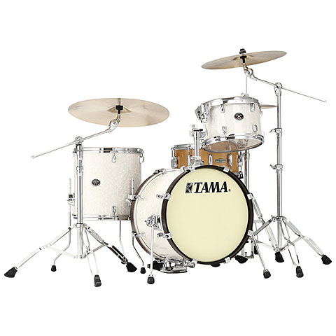 Tama Silverstar 18'' White Marine Pearl