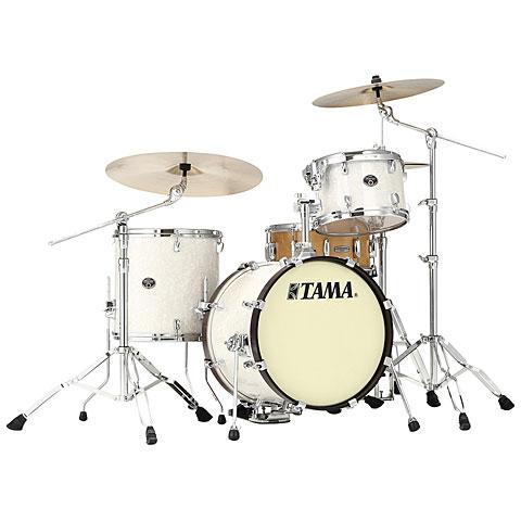 Tama Silverstar 18  White Marine Pearl