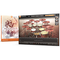 Toontrack Progressivel EZX « Softsynth