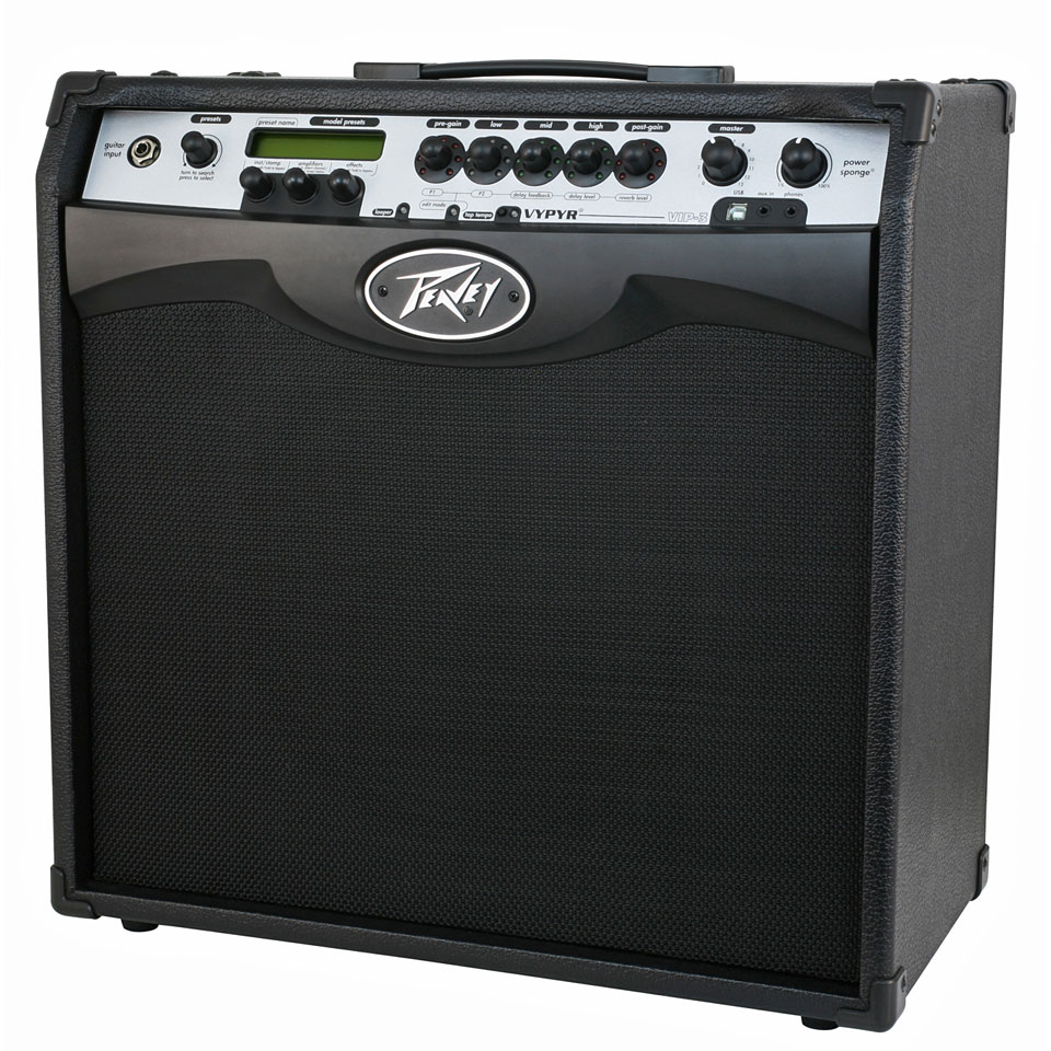 peavey vypyr vip 3 10091269 guitar amp. Black Bedroom Furniture Sets. Home Design Ideas