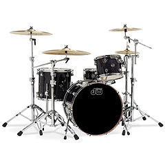 "DW Performance 24"" Ebony Stain « Batterie acoustique"
