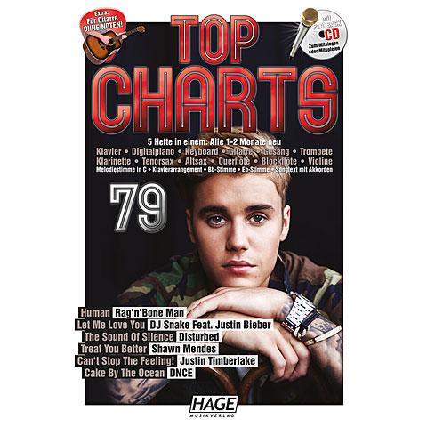 Hage Top Charts Bd.79