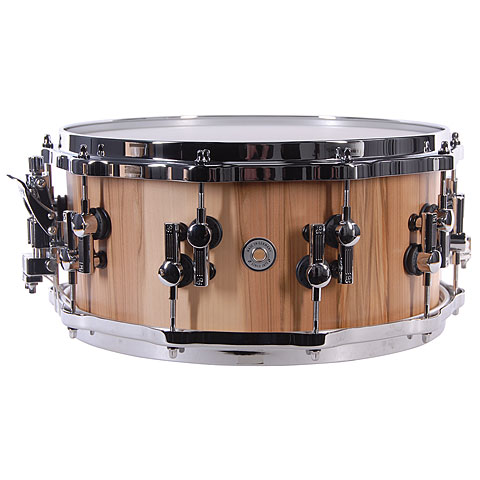 Sonor SQ2 14  x 6,5  American Walnut