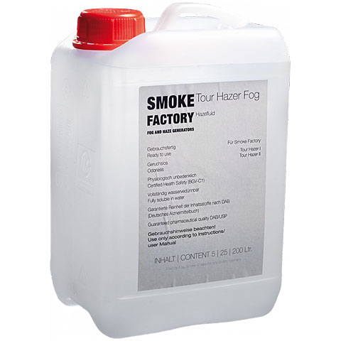 Smoke Factory TourHazer Fluid 3L
