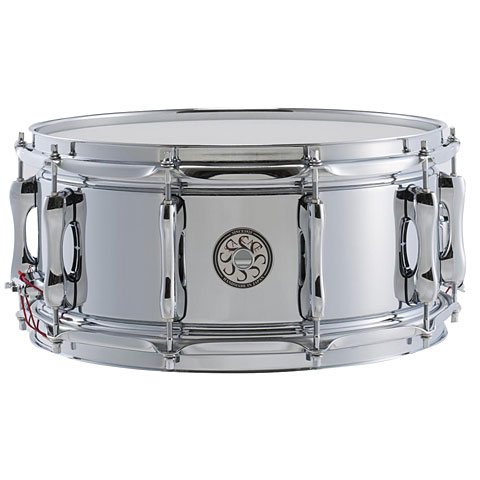 Sakae Steel 14'' x 6,5'' Snare