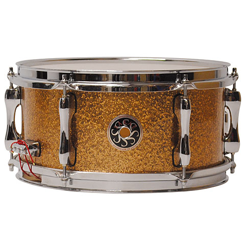 Sakae Maple 12  x 6  Effect Snare Gold Champagne
