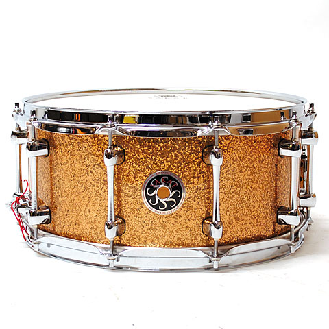 Sakae Maple 14  x 6,5  Gold Champagne