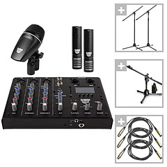 Sabian Sound Kit Bundle « Sets microphone