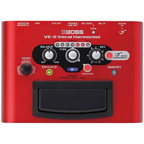 Procesador para voz Boss VE-2
