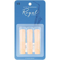 Rico Royal Altsax 1,5 3er Pack « Anches