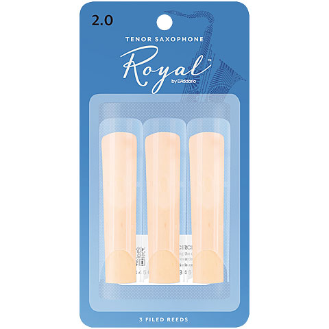 Rico Royal Tenorsax 2,0 3er Pack