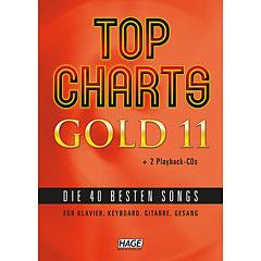 Hage Top Charts Gold 11 « Recueil de morceaux