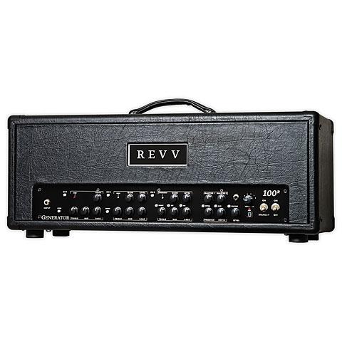Topteil E-Gitarre Revv Generator 100R MKIII