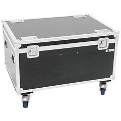 Eurolite Flightcase 4x TMH FE-1800 mit Rollen