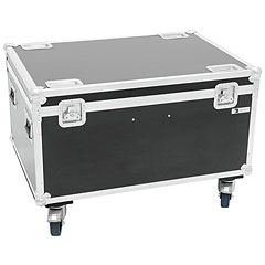 Roadinger Flightcase for 4 x TMH FE-1800 « Lichtcase