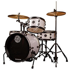 Ludwig Pocket Kit Silver Sparkle « Batería