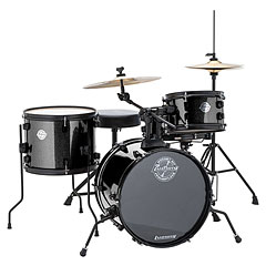 Ludwig Pocket Kit Black Sparkle « Batterie acoustique