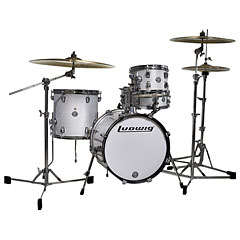Ludwig Breakbeats LC179X028 White Sparkle « Batterie acoustique