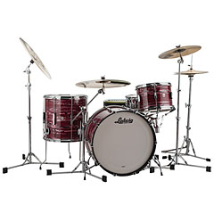 "Ludwig Club Date USA 22"" Ruby Strata « Drum Kit"