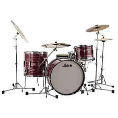 "Ludwig Club Date USA 24"" Ruby Strata « Drum Kit"