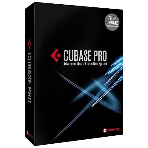 Steinberg Cubase Pro 9 GBDFIESPT
