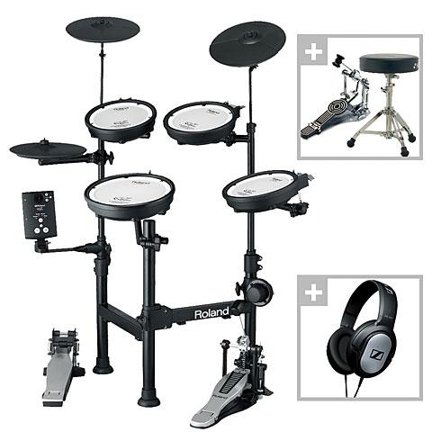 Roland TD-1KPX V-Drums Bundle