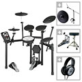 Electronic Drum Kit Roland TD-11K V-Compact Series Crash Bundle