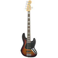 Fender American Elite Jazz Bass V RW 3TSB « Electric Bass Guitar