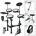 Electronic Drum Kit Roland TD-1KPX V-Drums Crash Bundle