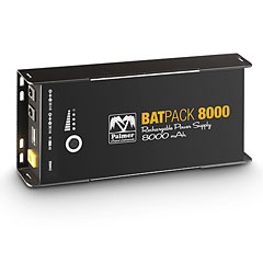 Palmer BATPACK 8000 « Guitar/Bass Power Supplies