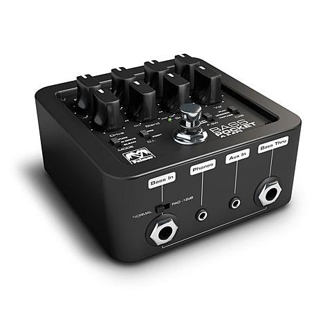 Effektgerät E-Bass Palmer Pocket Amp Bass