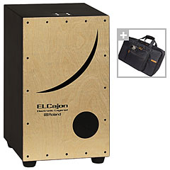 Roland EC-10 El Cajon Bag Bundle « Cajon