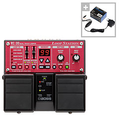 Boss RC-30 Loop Station + Boss PSA-230 « Pedal guitarra eléctrica