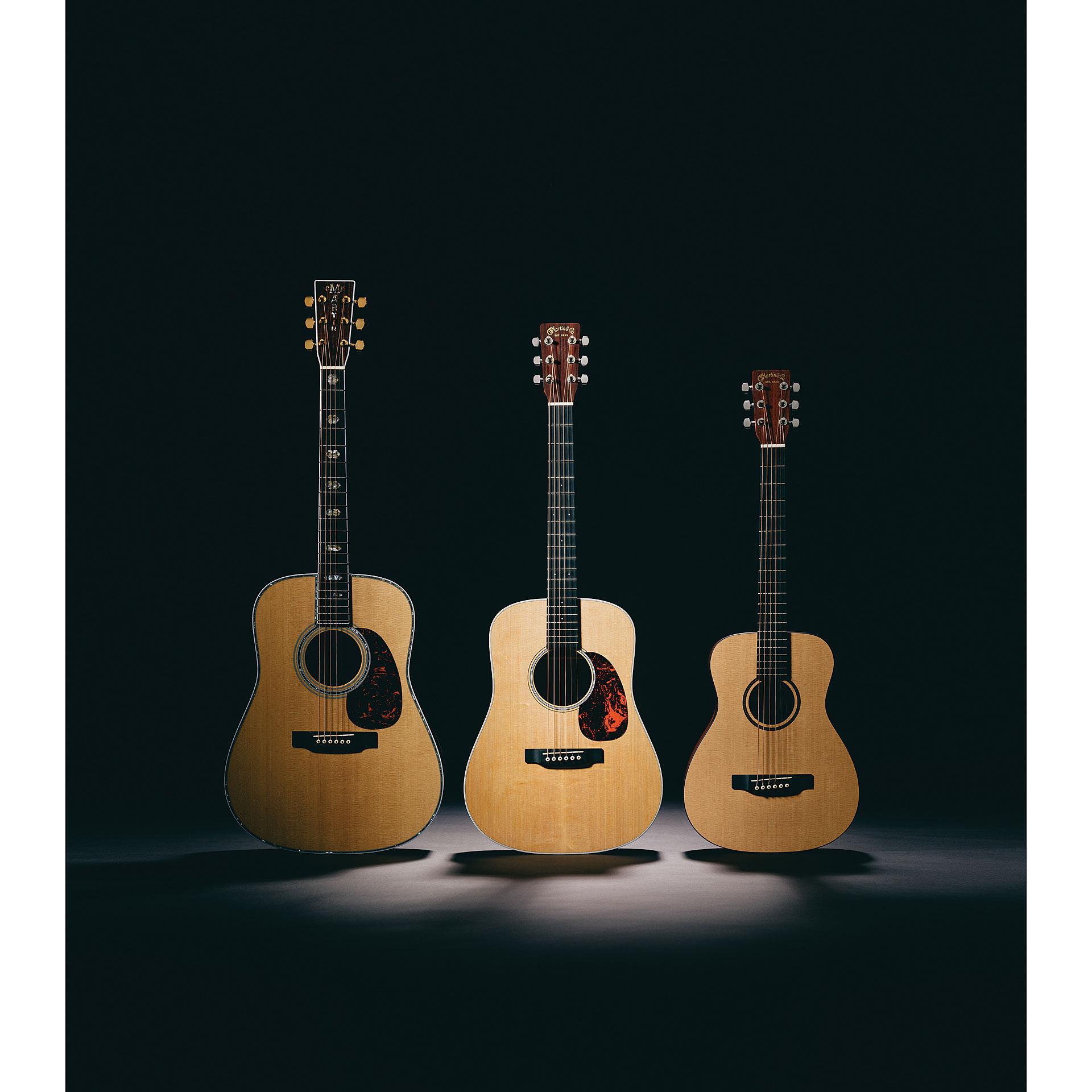 Martin Guitars Djre Dreadnought Junior 171 Acoustic Guitar