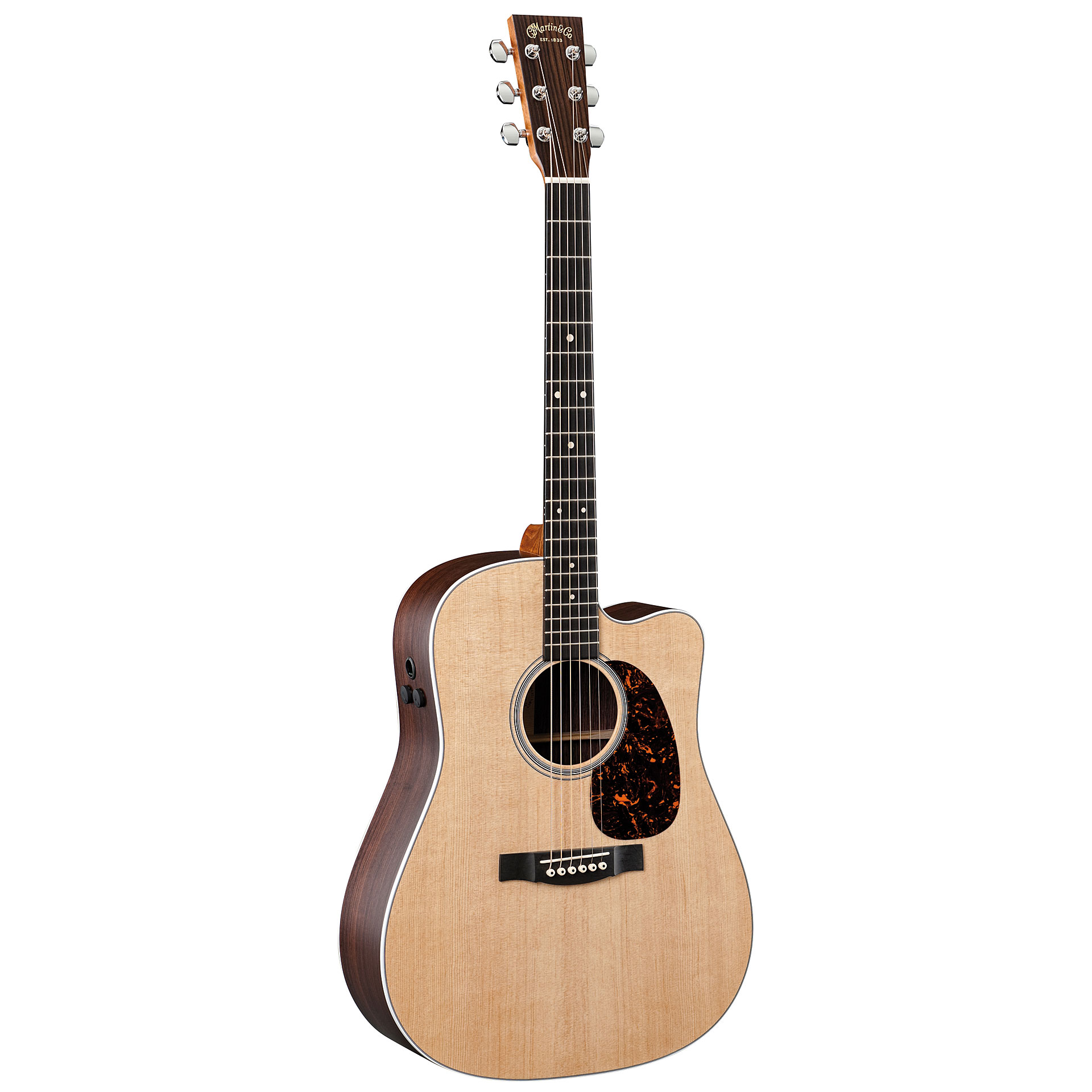 Martin guitars dcpa4 rosewood acoustic guitar for The rosewood