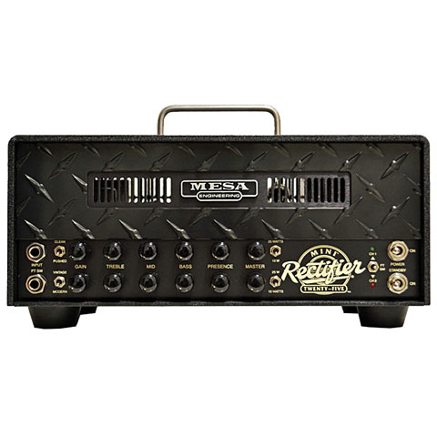 Tête ampli guitare Mesa Boogie Mini Rectifier Black-Out