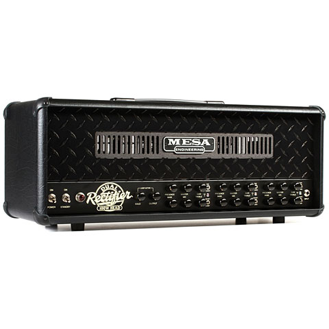 Mesa Boogie Dual Rectifier Black-Out