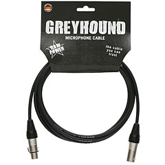 Klotz Greyhound GRG1FM05.0 « Câble microphone