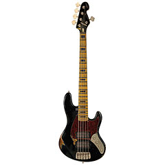 Sandberg California TM2 Masterpiece MN BLK 5-Str « Electric Bass Guitar