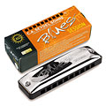 Harmonica Richter C.A. Seydel Söhne Blues Session Standard F