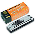 Richter-harmonica C.A. Seydel Söhne Blues Session Standard A